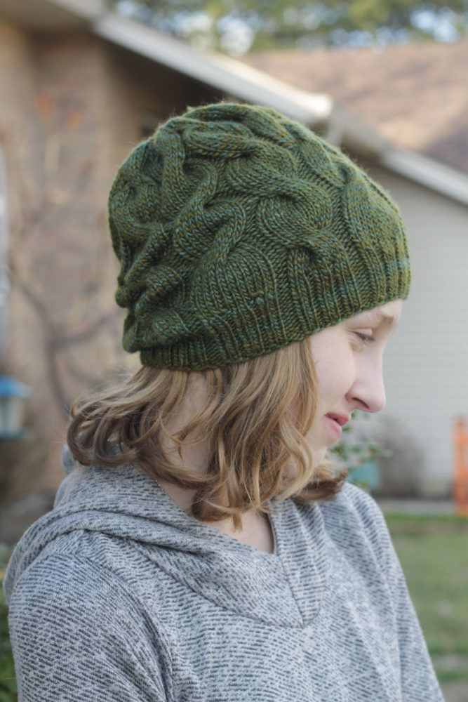 c464c1de565 knitting  skalbagge cabled hat  free pattern