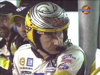 2001, Daytona 24 hour Rolex Race. Dale Earnhardt  http://www.pinterest.com/jr88rules/dale-earnhardt-jr/