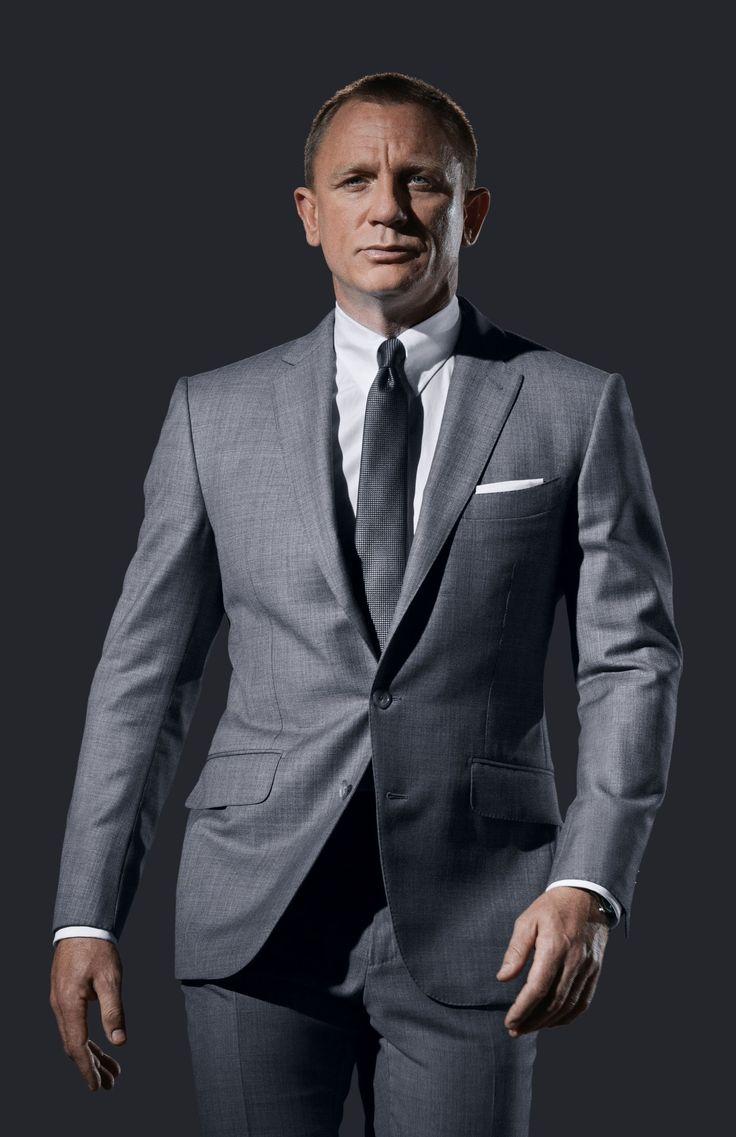 Daniel Craig Skyfall Suit.   Suit Porn   Pinterest