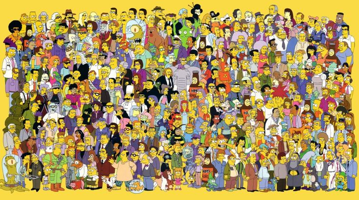The SimpsonsLos Simpsons, Favorite Tv, The Simpsons, Film Izl, Fans Art, Simpsons Movie, Simpsons Cartoons, Cartoons Character, Simpsons Character