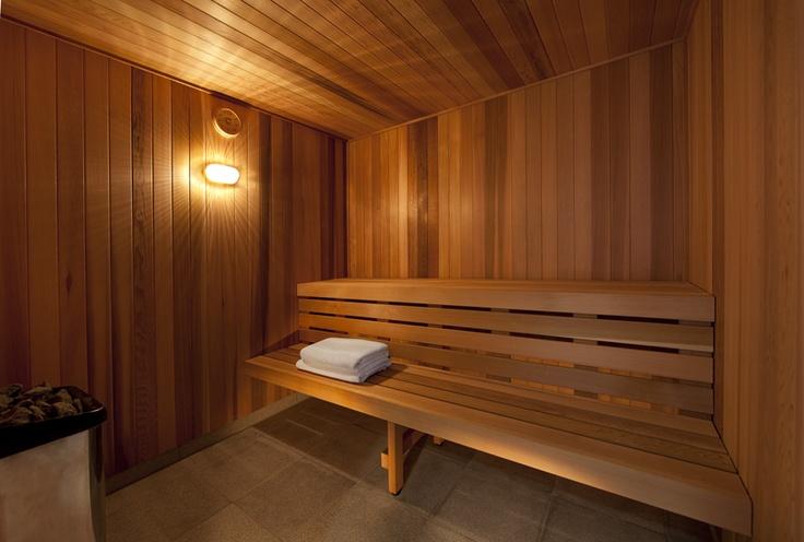 Crowne Plaza Adelaide Sauna