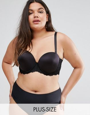a35e0b8cb1 Image 1 of City Chic Multiway Bra B - G Cup Plus Size Intimates