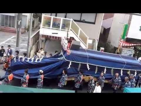 石岡のお祭りを讃えて 『常陸國よ』