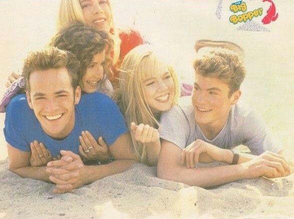 Jennie, Luke, Brian, Gabrielle & Tori
