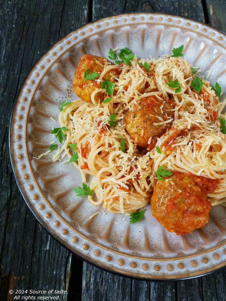 Ricotta & Parmesan Veal Meatballs