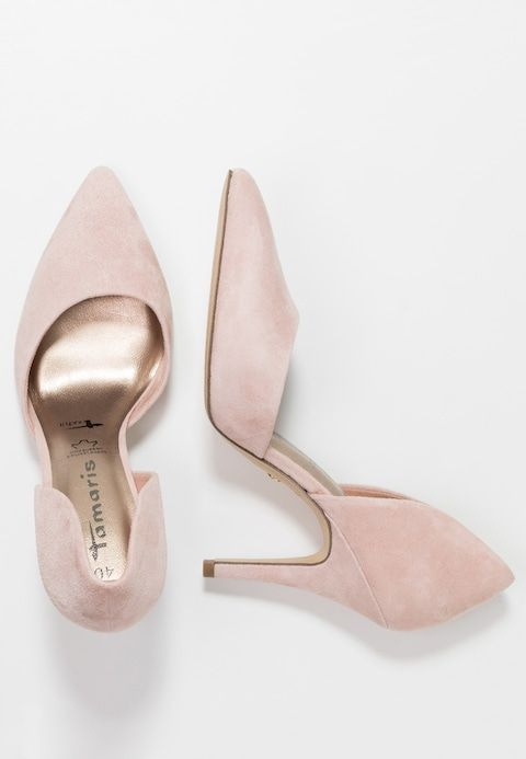 frische Stile Keine Verkaufssteuer 100% Qualität High Heel Pumps - rose @ Zalando.de 🛒   Dum Dum Da Dum in ...