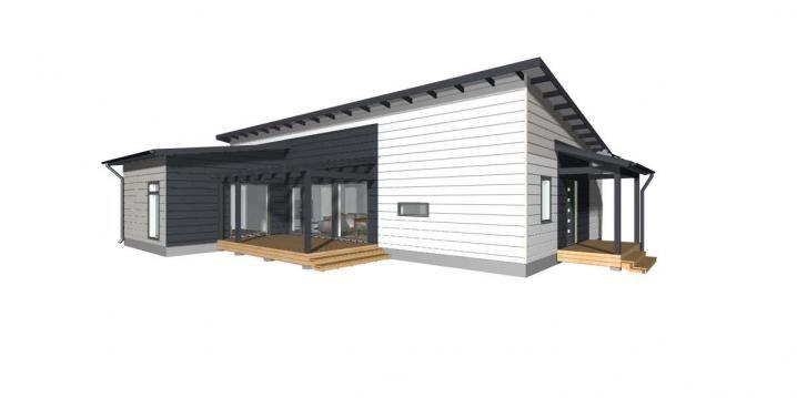 Harmonia - Ihanaa asumista käytännöllisessä ja konstailemattomassa kodissa
