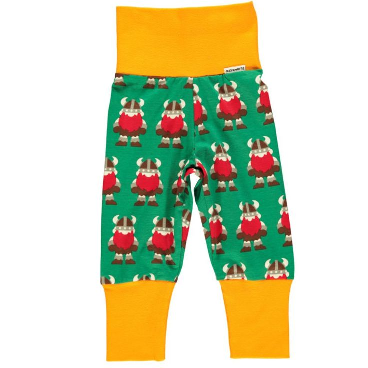 Bright and cheerful jersey pull-ups in organic cotton from Sweden's Maxomorra. Free postage over £30 or visit us in sunny Lyme Regis.