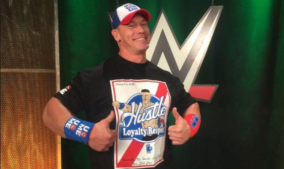 John Cena Set To Host Upcoming Episode Of Saturday Night Live, Cena Comments