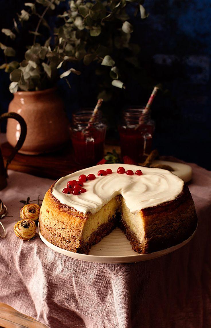 Di adiós al NY Cheesecake, gracias a esta receta saludable - O'Food