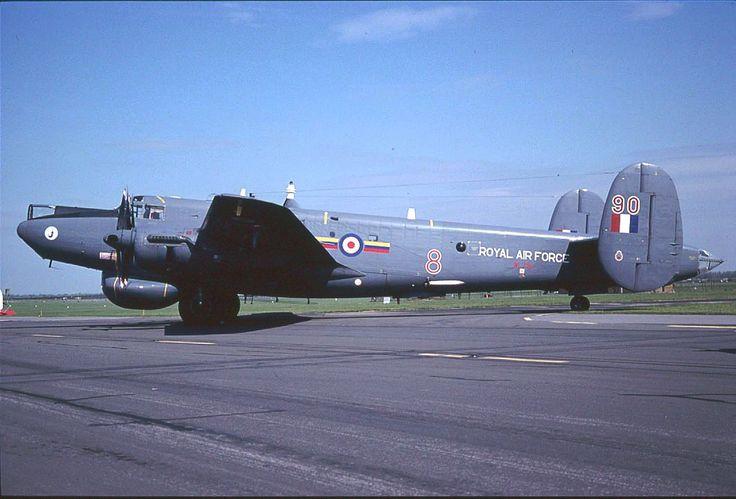 Avro Shackleton AEW2 WL790 8 Sqn RAF