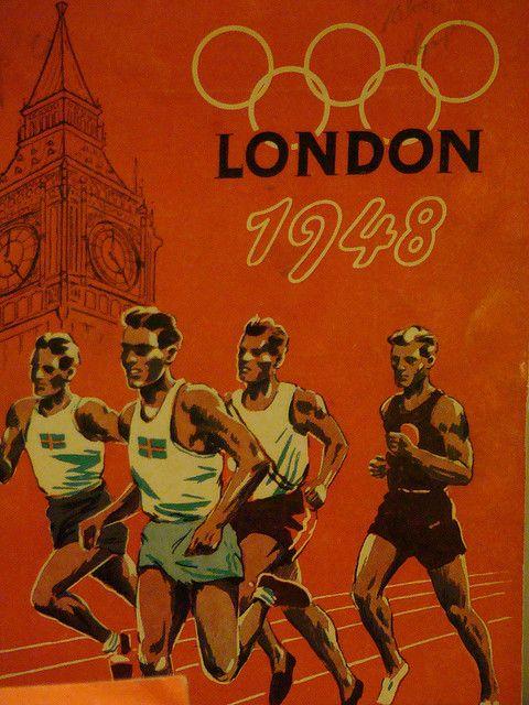 London 1948 Olympics.