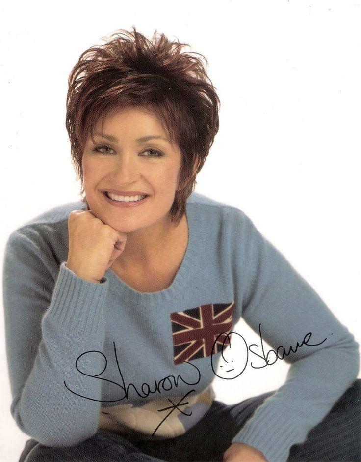 Sharon Osbourne   SHARON OSBOURNE