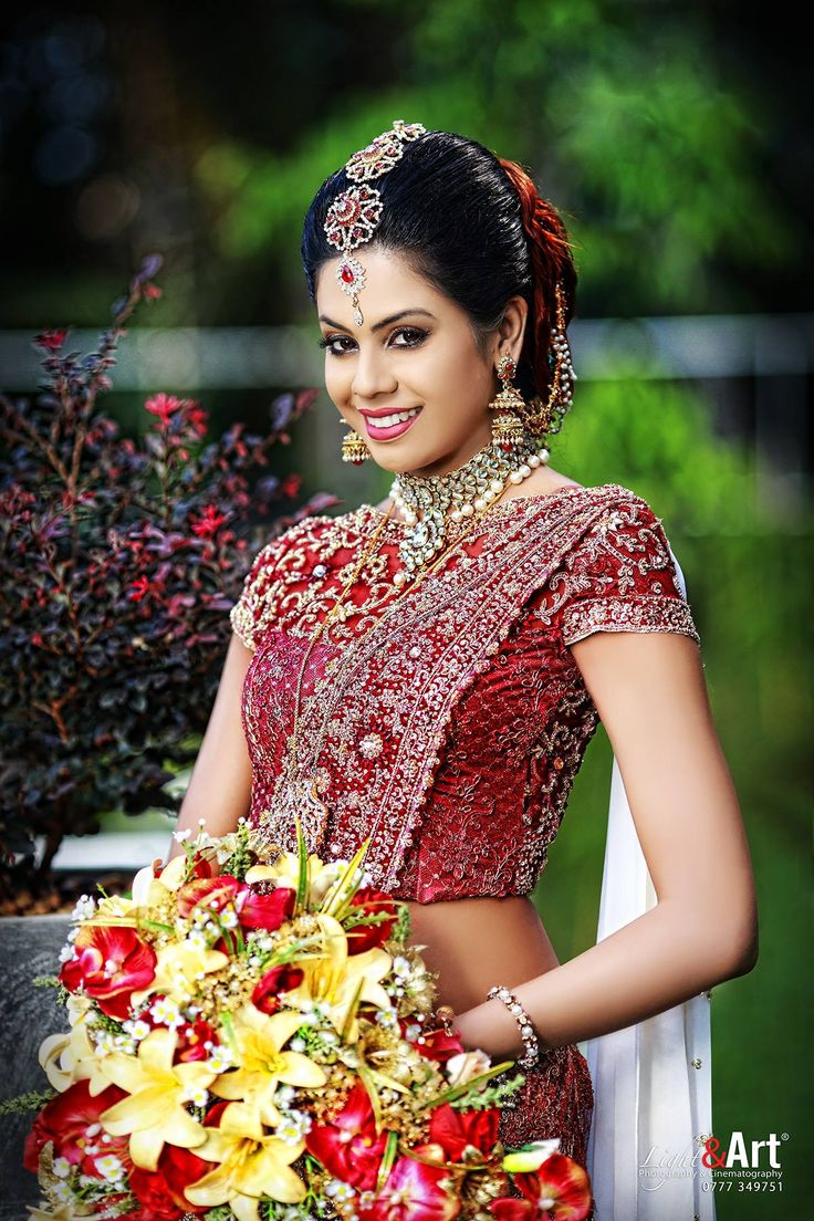 The 505 Best Sri Lankan Brides And Bridesmaids Images On
