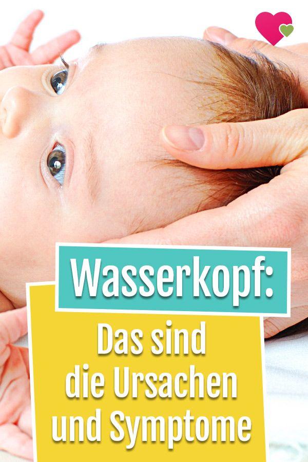 Wasserkopf Bei Kindern Ursachen Symptome Behandlung