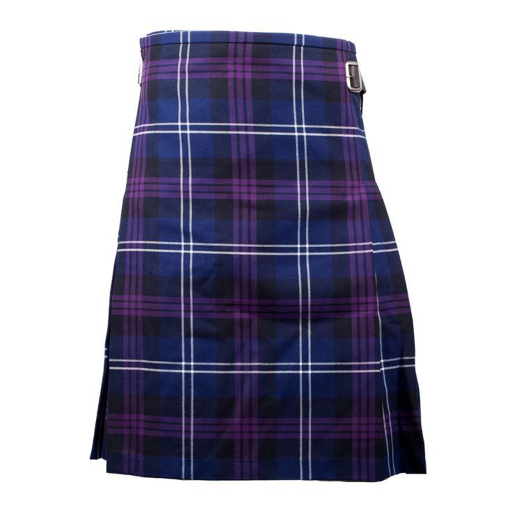 This great value five-yard #kilt is made from the same high #quality, durable, poly-viscose fabric as our ever-popular eight-yard kilt. Looks great worn with casual #clothing for #parties, #stag nights and sporting events or, for a #traditional look, it can be worn with a #Ghillie #shirt or even a Prince Charlie #jacket and waistcoat as a great budget option for more formal events. #heritageofscotland #ultraviolet