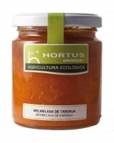 Melmelada de taronja procedent de cultiu ecològic. 280g