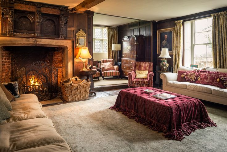 Luxury self-catering manor house in Bridgnorth, Shropshire