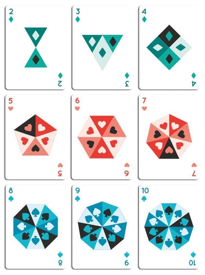 TINC DECK PLAYING CARDS by Black Ghost — Kickstarter