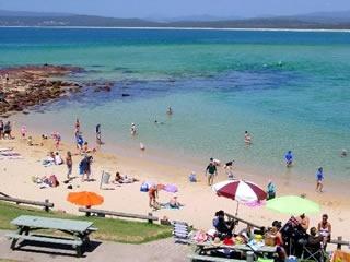 Bar Beach, Merimbula NSW