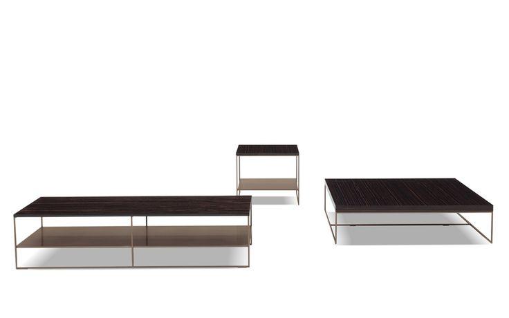 Calder Bronze Coffee Tables En Modern Coffee Tables Table