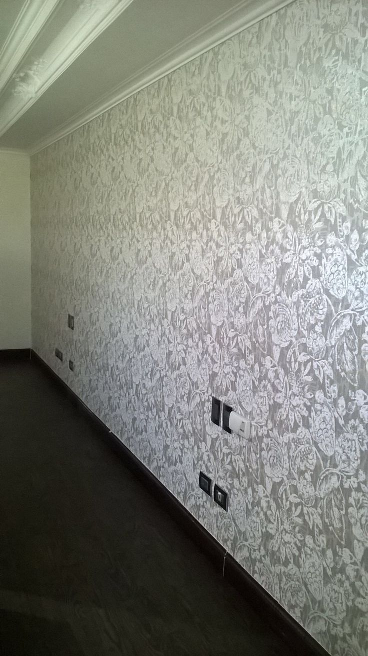 Prestigous Textiles Wallpaper for a masters bedroom