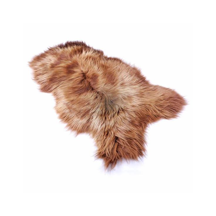 eu.Fab.com | Dyed Sheepskin Rd Blonde 100x60