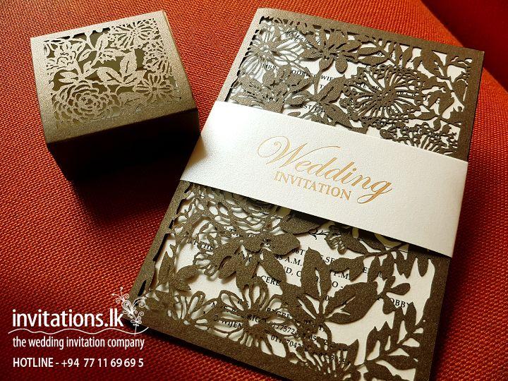 Wedding Invitations Cards Sri Lanka Wedding Cake Box Designs Wedding Cake Boxes Wedding Invitation Companies
