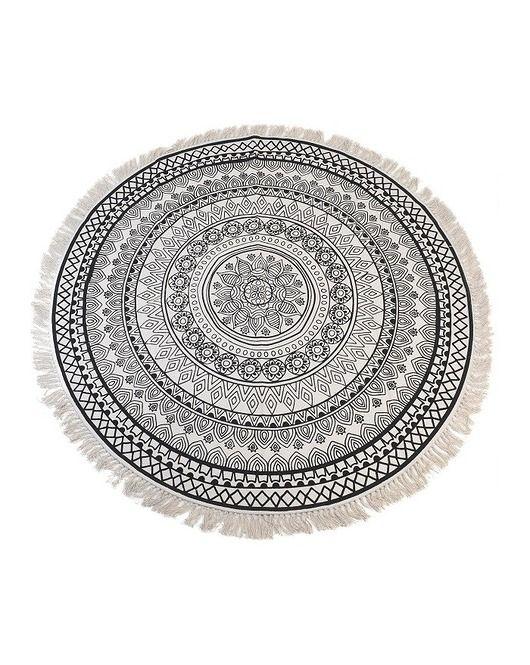 dodatki - dywany-Dywan Okrągły Orient I