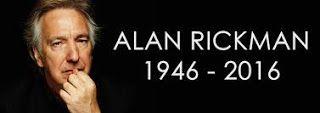 Cinema Para Sempre: ADEUS ALAN RICKMAN