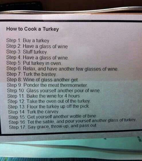 how to cook a turkey - photo #7