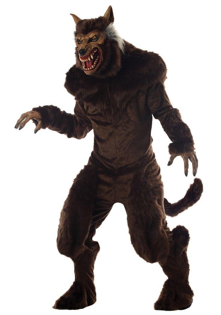 Homemade+Girl+Werewolf+Halloween+Costume   Deluxe Werewolf Costume