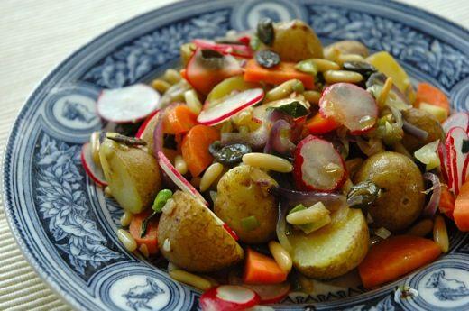 Swedish Potato Salad (Vegan)
