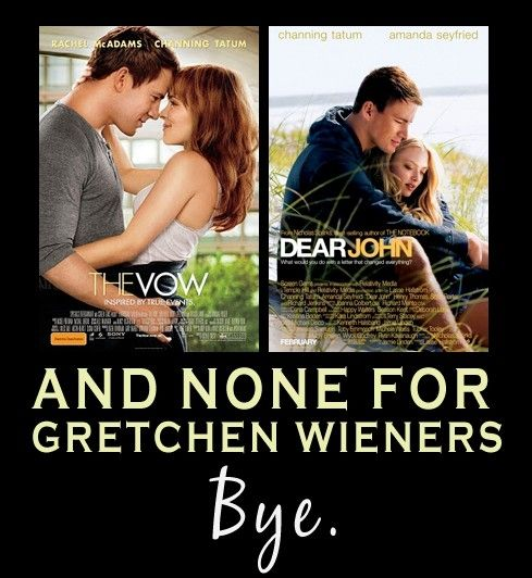 Lmao I knw Right How come Gretchen Never came out on another movie