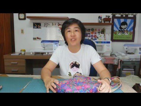 Bolsa Térmica Quadrada - Projeto Silvia Ramos Atelier - YouTube