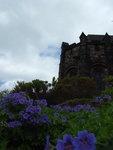 Edinburgh, Scotland.  A Courtyard Lullaby