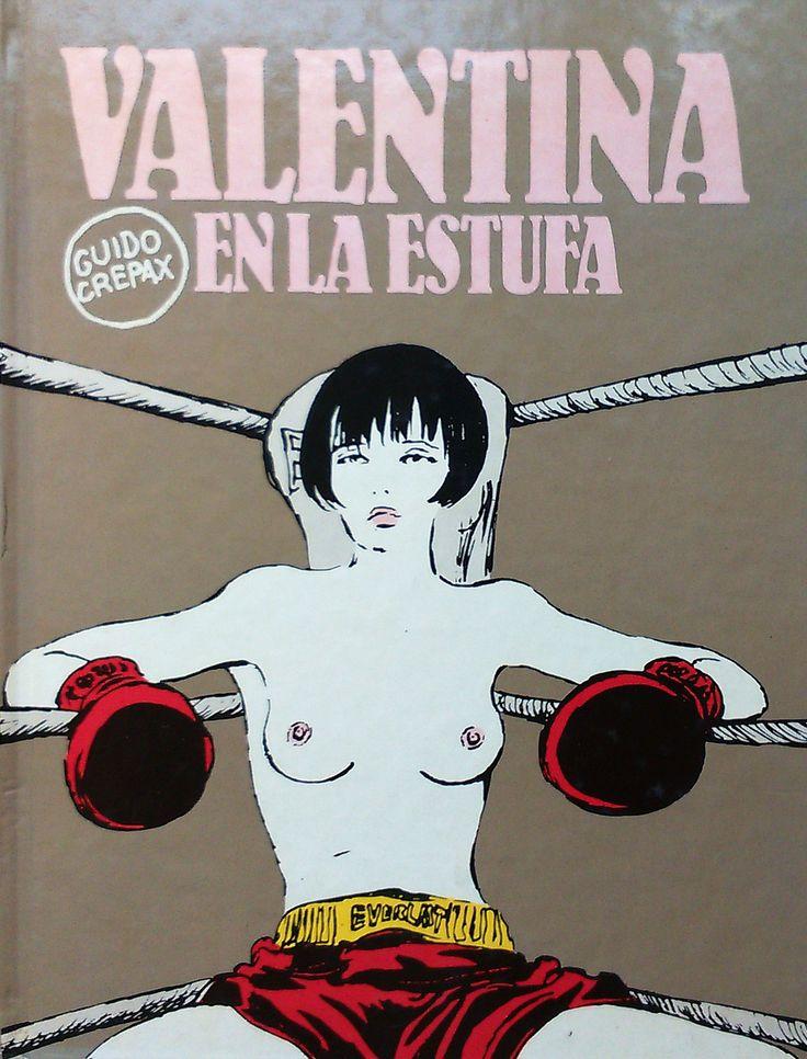 Valentina's Guido Crepax