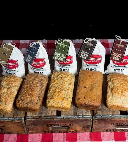 Beer Bread Mix Gift Sampler - Pack of 5 by Soberdough on Scoutmob Shoppe