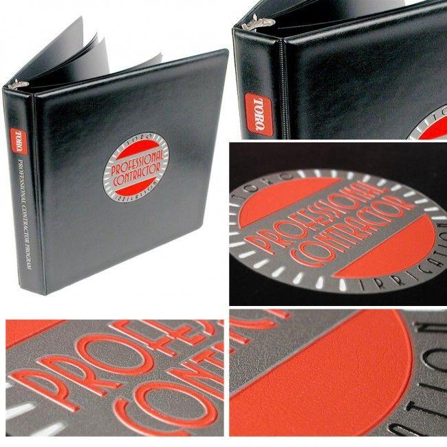 Buy Custom Ring Binders + Custom Printed Binders Online | Binding101
