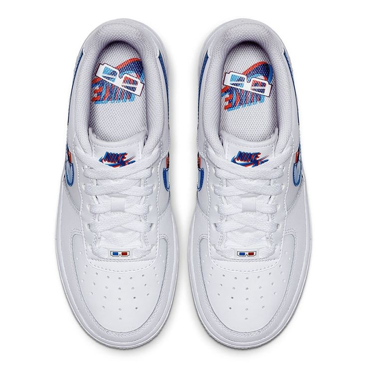 Nike Air Force 1 Low 3D Swoosh GS Release Info | SneakerNews.com ...
