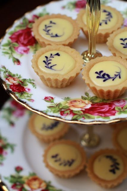 Blueberry Cheese Tarts.                                                                                                                                                                                 More