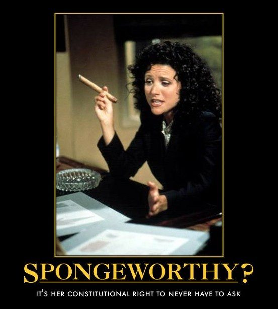 Quotes From Seinfeld Elaine Sponge. QuotesGram