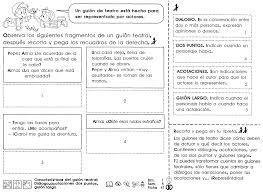 Resultado de imagen para ejemplos de guion largo para niños