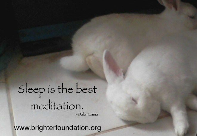 Meditation is a great way to #calm your nerves, #reduce stress and create #peace in the world.   www.brighterfoundation.org