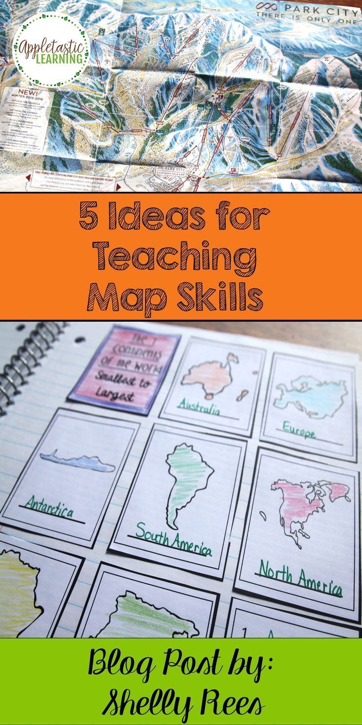 best 25 teaching map skills ideas on pinterest. Black Bedroom Furniture Sets. Home Design Ideas