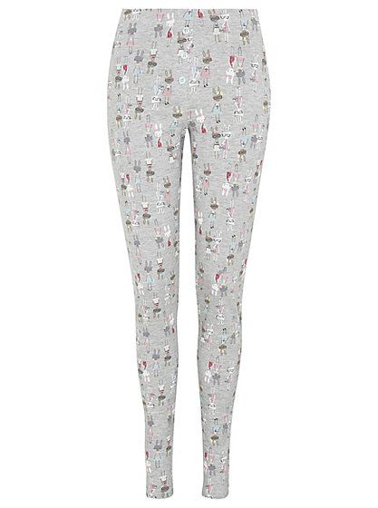 Bunny Pyjama Bottoms , read reviews and buy online at George at ASDA. Shop from our latest range in Women. These bunny pyjama bottoms are comfortably cute an...