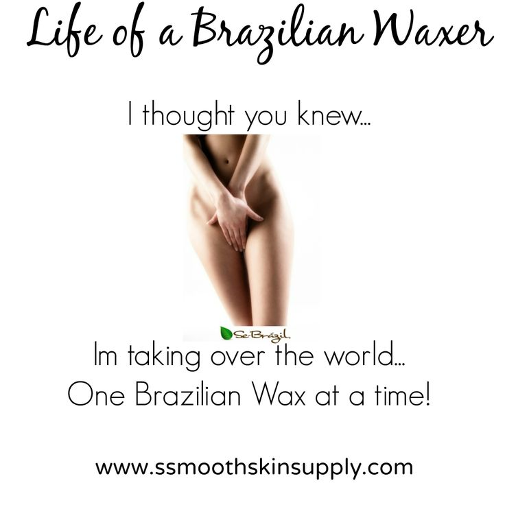 Life of a Brazilian Waxer!! #esthetician #smoothskinsupply #se-brazilwax #7minbrazilianwax