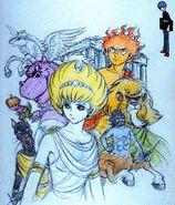 The Mythos Cyborgs | Cyborg 009 Wiki | FANDOM powered by Wikia
