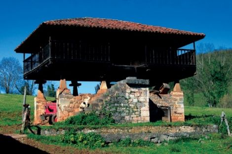 , Concejo de Grado. Asturias.