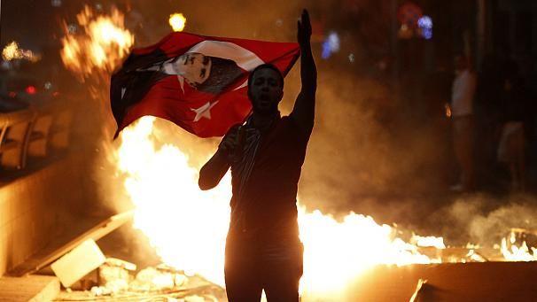 #direngeziparkı Taksim Gezi Parkı #occupygezi